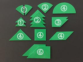 数理的色板「○△□パズル」